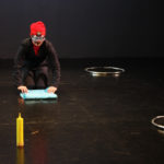 """The Grief Experiments"" created & performed by AP Looze"