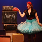 """""""Femme Cabaret: A Clown Burlesque"""" 