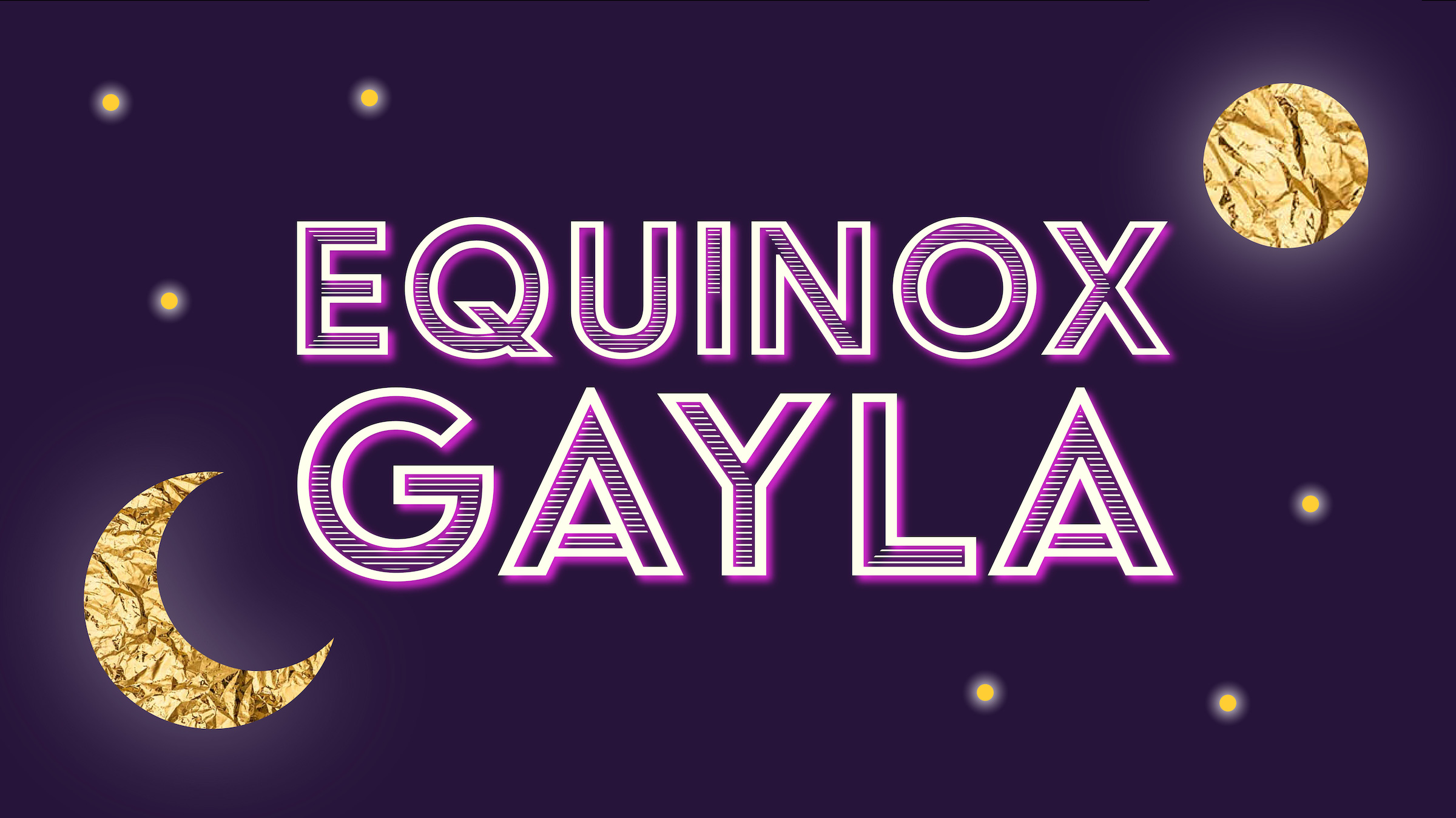 Image for Equinox Gayla event